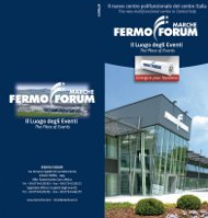 Depliant Fermo Forum