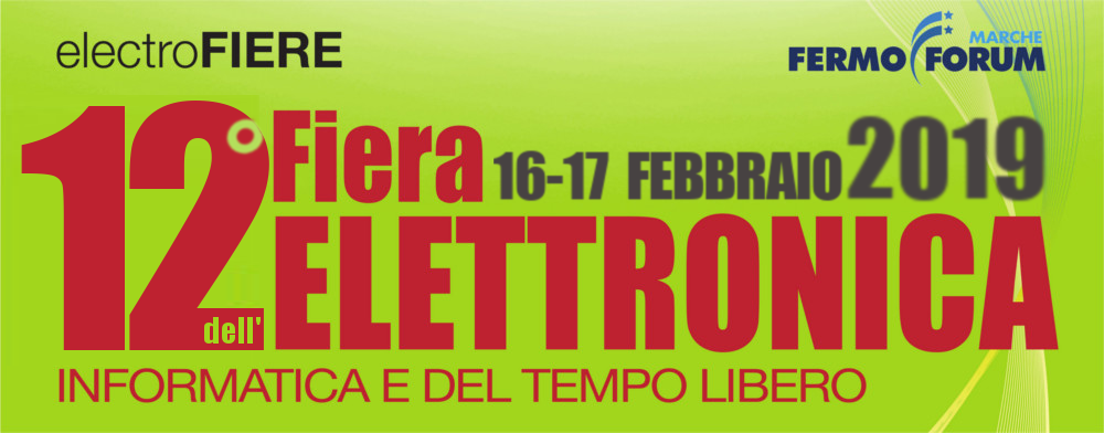 Calendario Fiere Elettronica 2020.Calendario Eventi Fermoforum